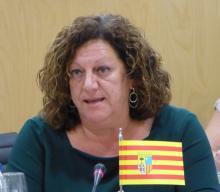 Dª Mª Ángeles Júlvez León Directora General de Justicia e Interior Gobierno de Aragón