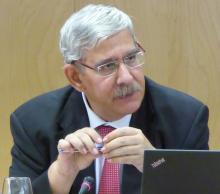 D. Francisco de Asís Babín Vich Delegado del Gobierno para el Plan Nacional sobre Drogas Ministerio de Sanidad, Servicios Sociales e Igualdad