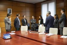 Comité de dirección DGOJ. Autor José Camó