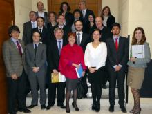 Foto del Consejo Asesor de Juego Responsable (CAJR)