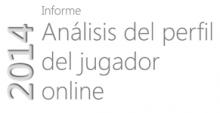 Imagen: Análisis del perfil del jugador online 2014