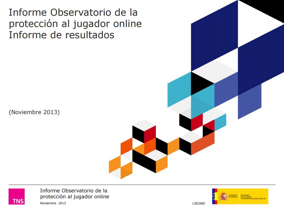 Imagen: Informe Observatorio de la protección al jugador online