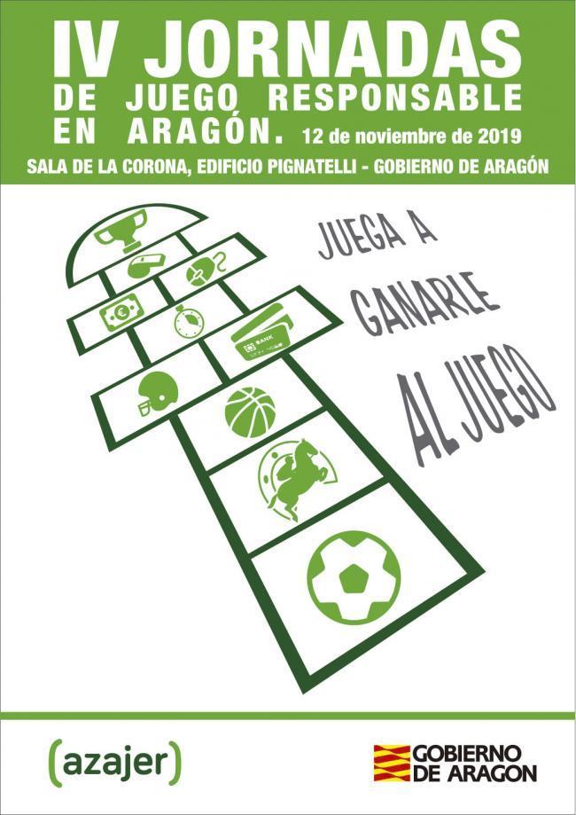 IV Jornadas de Juego Responsable en Aragón