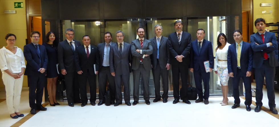 Imagen: grupo Reguladores Iberoamericanos - DGOJ