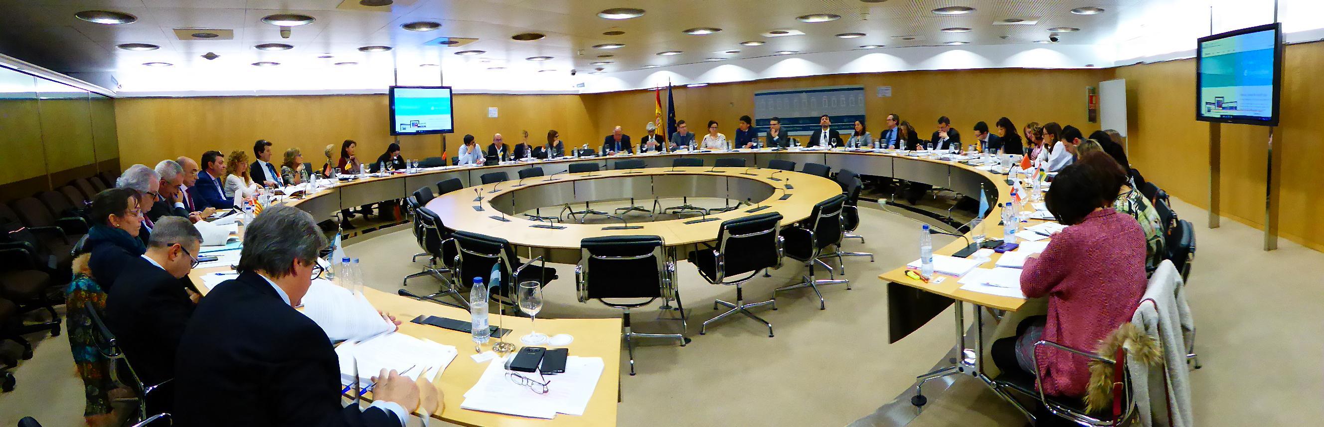 Grupo Trabajo Consejo Políticas del Juego