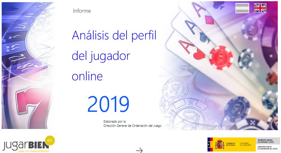 Análisis del perfil del jugador online 2019